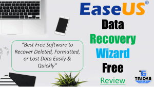 EaseUS Data Recovery Wizard Free Software