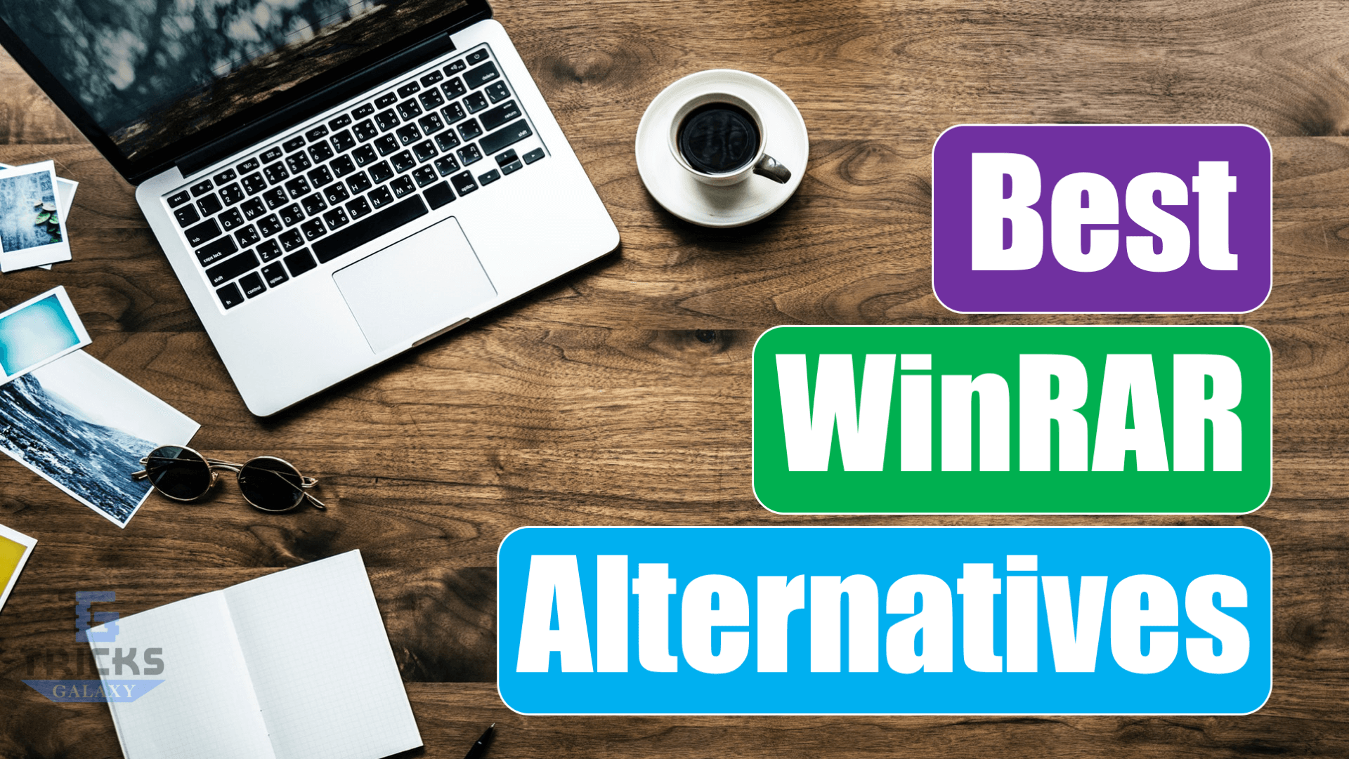 Best Free WinRAR Alternatives