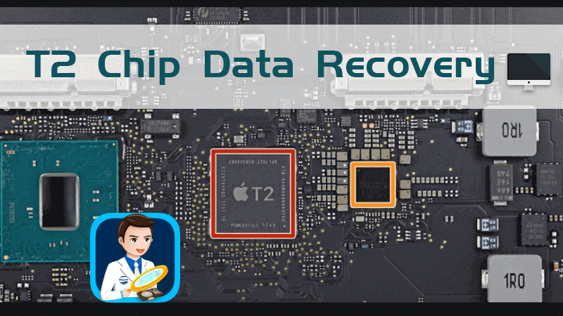 Mac T2 chip data recovery