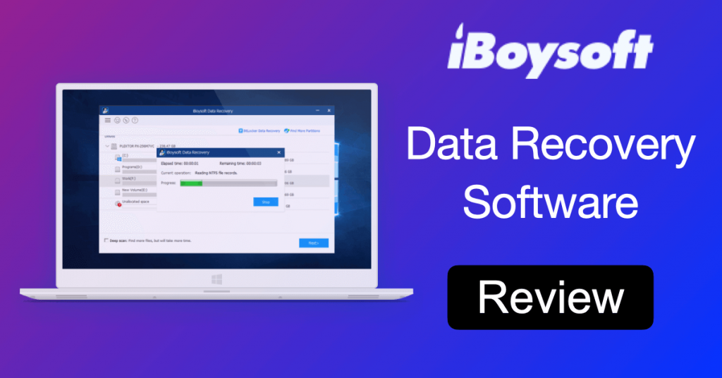 iBoysoft Data Recovery Software Review